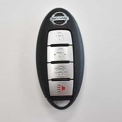Nissan remote