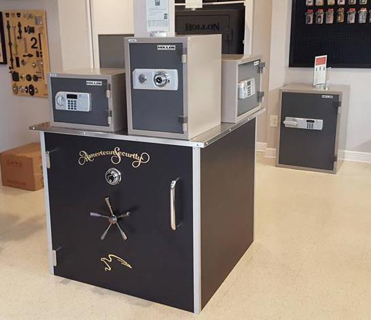 small safes in stock
