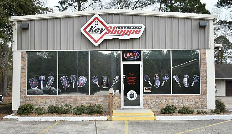 Key Shoppe Slidell, LA retail shop